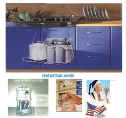 Water Purifications systems Aqualink Brand USA.