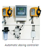 AUTOMATIC DOSING CONTROLLER IN UAE