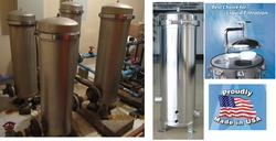 AQUALINK S.STEEL MADE Mainline Central water filtration for  ...