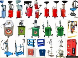 Garage equipment supplier