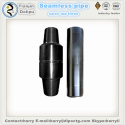 stainless NPT thread fittings long nipples npt thread pipe n ...