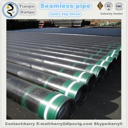 q235 hollow steel pipe water casing pipe casing tube borewel ...