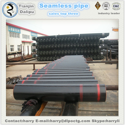 API 5CT J55 Steel Grade seamless steel pipe Tubing Pup Joint ...