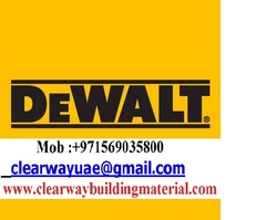 DEWALT DEALER IN MUSAFFAH , ABUDHABI , UAE