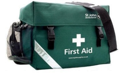Zenith first response bag - St John Ambulance