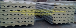Metal construction material, sandwich panels, insulation mat ...