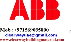 ABB PRODUCTS DEALER IN MUSAFFAH , ABUDHABI ,UAE