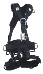 Gravity Suspension Harness