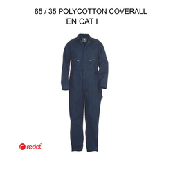 Polycotton Coverall in Duabi