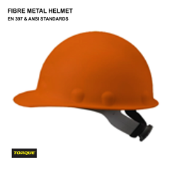 Fibre Metal Safety Helmet in Dubai