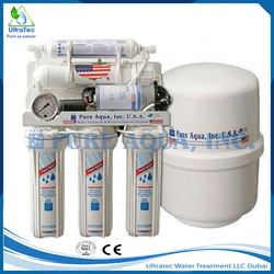 6 stage RO water filtration system USA