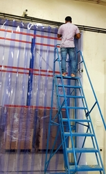 PVC Transparent Sheet Supplier in UAE