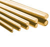 Brass Threaded Bar