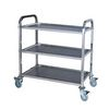 SS Kitchen trolley 3 layer