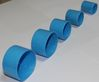 1 inch Plastic Pipe End Cap in UAE