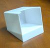 Paper cube holder in Plastic
