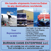 Shipping services - Iran to Egypt,Sudan