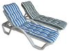 Sunlounger Cushion