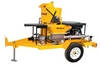 PORTABLE GROUTING MACHINE FOR BUILDING REPAIR
