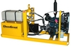 DIESEL ENGINE DRIVEN HYDRAULIC POWER UNIT FOR GROU