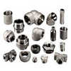 Stainless Steel 316Ti Forged Fittings