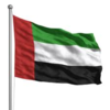 UAE WALL FLAGS IN DIFFERENT SIZES