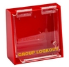 BRADY Acrylic Wall Lock Box - Small