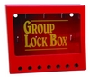 BRADY Metal Wall Lock Box