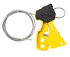 BRADY Original Cable Lockout - Yellow