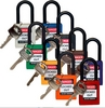 BRADY Nylon Shackle Keyed Different Safety Locks