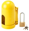BRADY Snap Cap™ Gas Cylinder Lockout