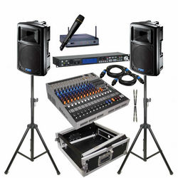 Public Address System from MASTER TECHNOVISION LLC