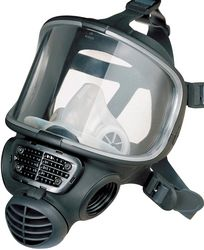 FULL FACE MASK from GULF SAFETY EQUIPS TRADING LLC