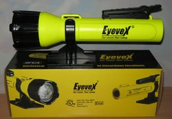 EXPLOSION PROOF LED TORCH from GULF SAFETY EQUIPS TRADING LLC