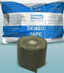 "DENSO TAPE ORIGINAL 2"" x 10 mtr made in uk from GULF SAFETY EQUIPS TRADING LLC"