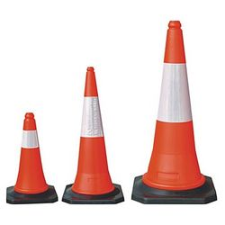 TRAFFIC CONE from GULF SAFETY EQUIPS TRADING LLC