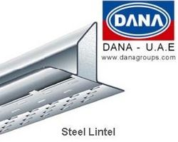 DANA GI Steel Lintel U.A.E/INDIA/LIBYA from DANA GROUP UAE-OMAN-SAUDI [WWW.DANAGROUPS.COM]