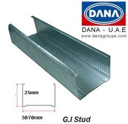 DANA ASTM Galvanized Stud UAE/INDIA/LIBYA from DANA GROUP UAE-INDIA-QATAR [WWW.DANAGROUPS.COM]