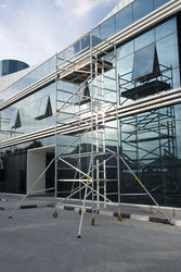 Double Width Scaffolding from ASCEND ACCESS SYSTEM SCAFFOLDING LLC