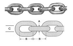 CHAIN from HAMZA MAROOF TRADING LLC