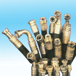 Hydraulic Hoses and Fittings from GULF ENGINEER GENERAL TRADING LLC