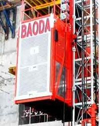 Construction Hoists from CONTINENTAL MECHANICAL EQUIPMENTS