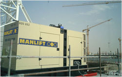 Generator Suppliers from MANLIFT GROUP