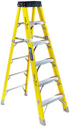 WERNER LADDER,BEST LADDER EVER from GULF SAFETY EQUIPS TRADING LLC