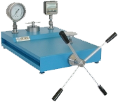 Giussani BT 800 Hydraulic comparator from INSTRUMATION MIDDLE EAST LLC