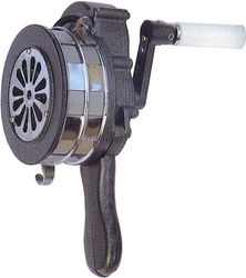 HAND OPERATED SIREN LK100 from GULF SAFETY EQUIPS TRADING LLC