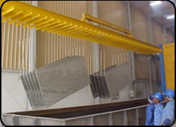 Hot Dip Galvanizing from ALL METALS INDUSTRIES LLC