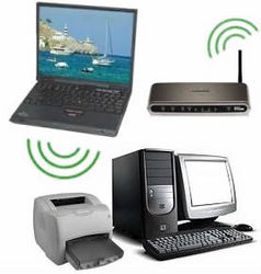 Commercial Wireless Network from EMIRATES PALM GROUP OF COMPANIES