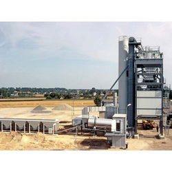 Asphalt Mixing Plant from AMMANN GROUP