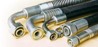 Hydraulic Hoses and Fittings from RICH TRADING CO. (L.L.C.)